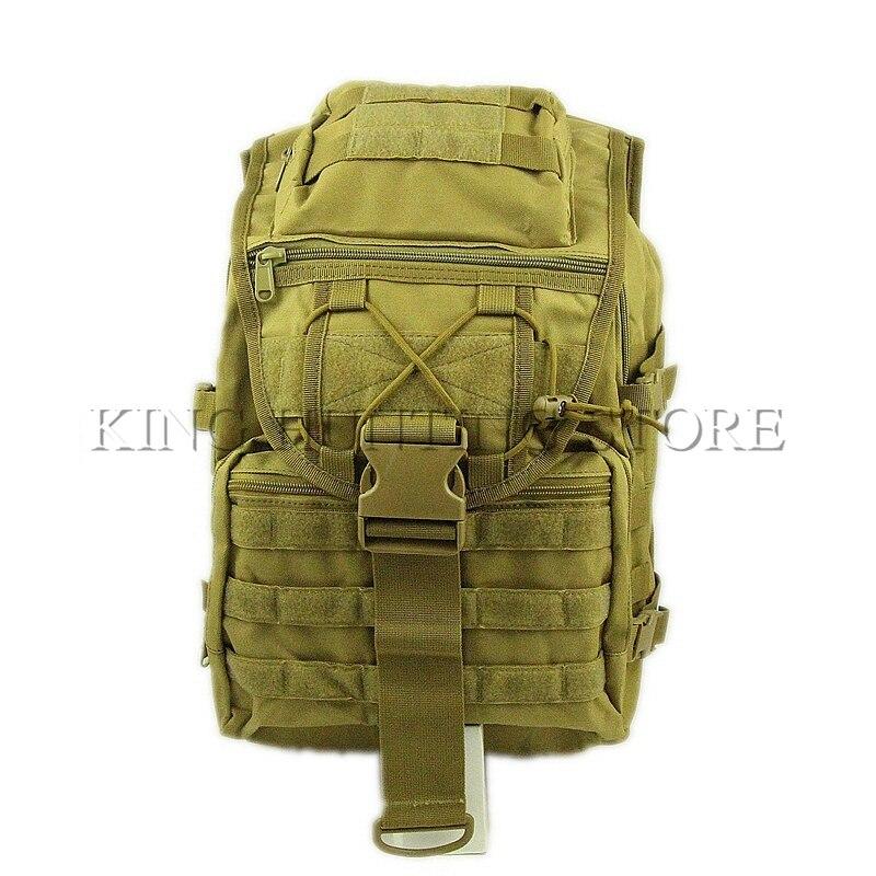 Militaire tactique sac à dos armée 3 jours assaut Pack Bug Out sacs Molle sacs à dos d'ordinateur portable sacs à dos pour extérieur 15 15.6 pouces ordinateur portable