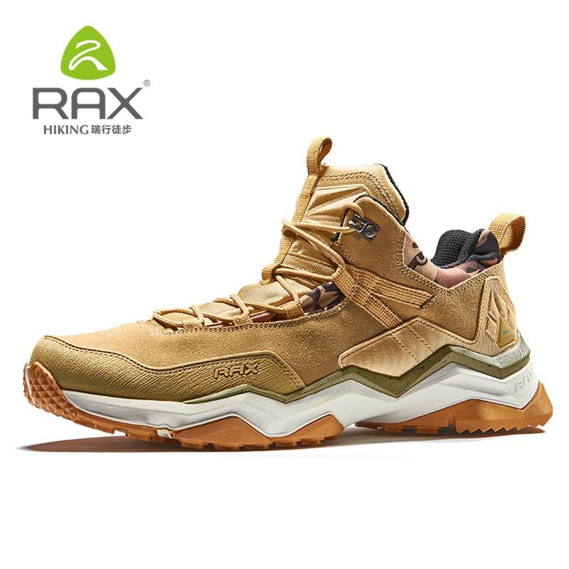 RAX 2019 Man Women's Brand Hiking Shoes,Climbing Outdoor Waterproof,River Trekking Shoes 73-5C417