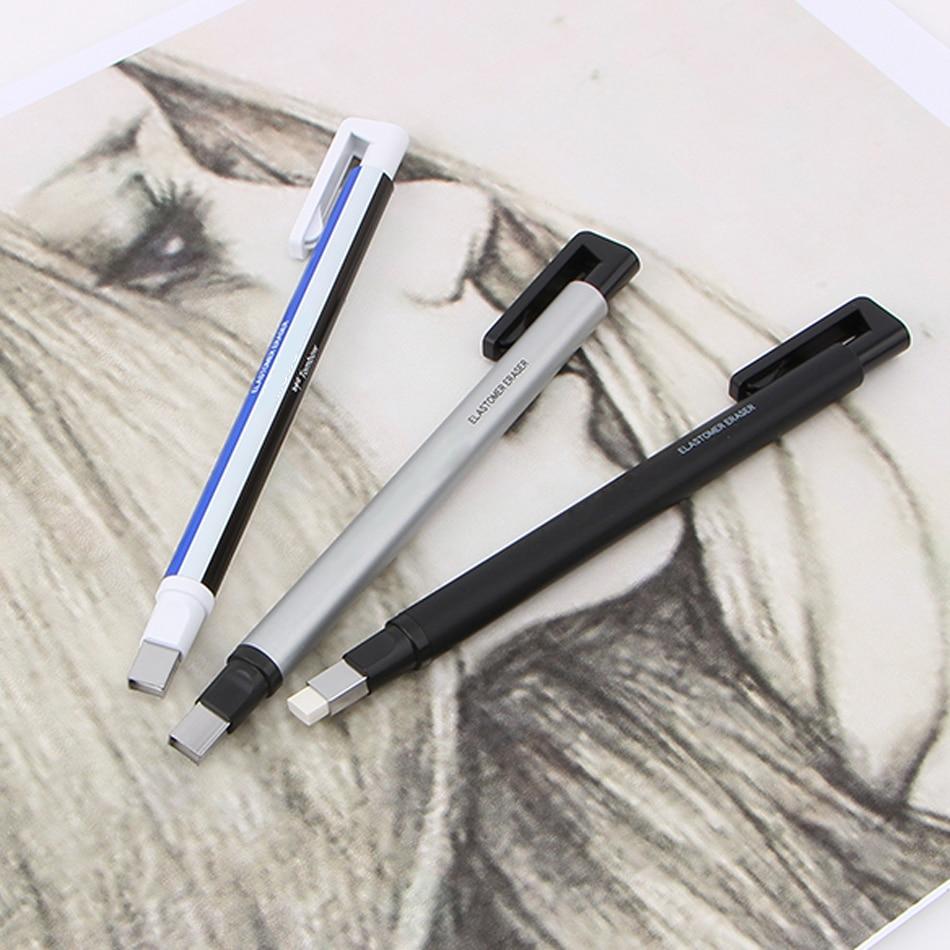 MONO Zero 2.3 mm round tip Eraser PLUS Refill pack Ultrafine Pencil Rubber Perfect Revise Details