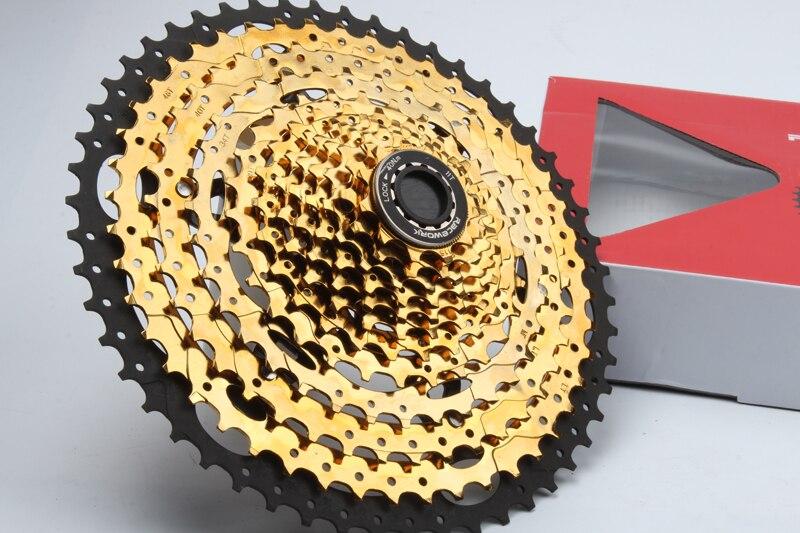 1X MTB 11 Geschwindigkeit Fahrrad Kassette Freilauf Variable Gang 11-52T Breit
