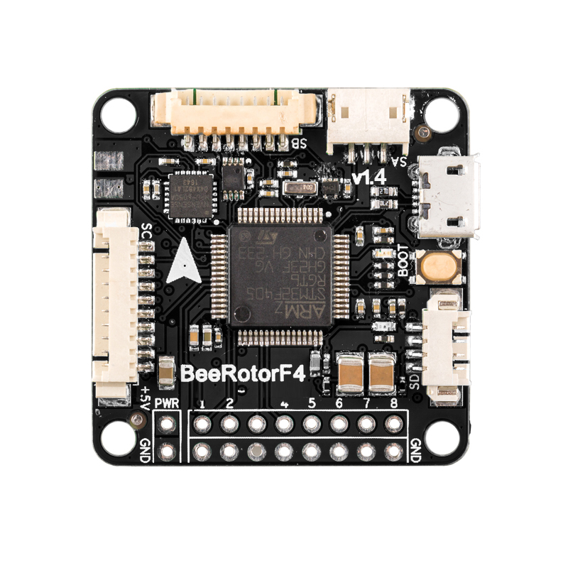 BeeRotor F4 BetaFlight Flight Controller with BFOSD OSD For FPV font b Drone b font BRF4