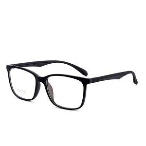 Image 2 - Hotony Optische Brillen Ultem Flexibele Super Lichtgewicht Recept Optische Bril Frame D010