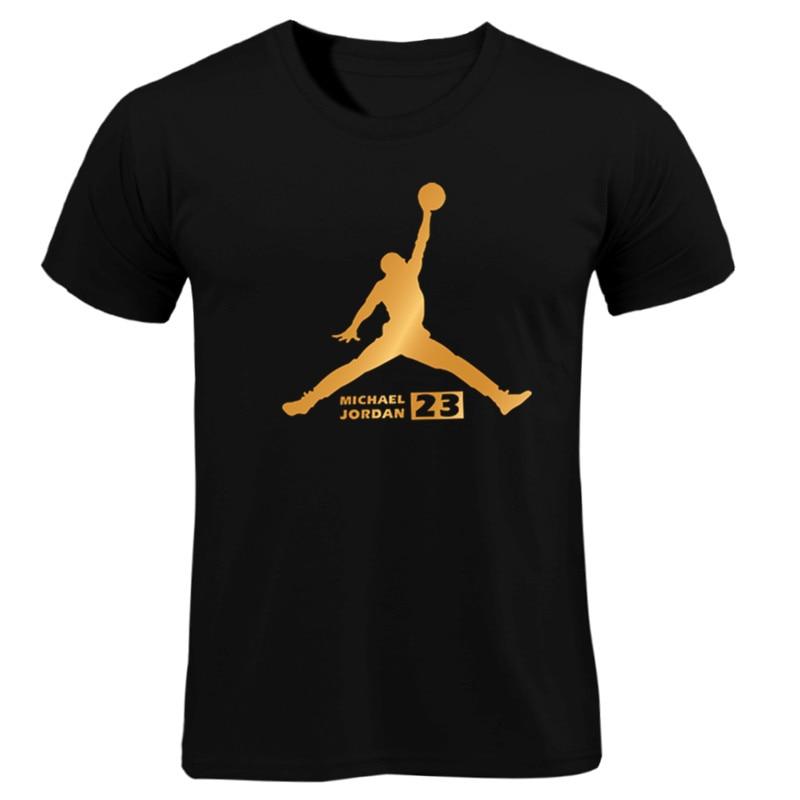2019 New Summer Hot Sale New Tee Jordan 23 Print Men Camo Fitness Exercise   T  -  Shirt   Jordan 23 Short Sleeve   T     shirt   Men Dropship