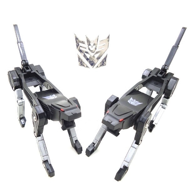 USB-Stick 512 GB, Roboter-Hundetransformatoren, Mode Exquisite USB 2.0 PenDrive, 64 GB 32 GB 16 GB 8 GB Speicher U 128 GB 1 TB 2 TB