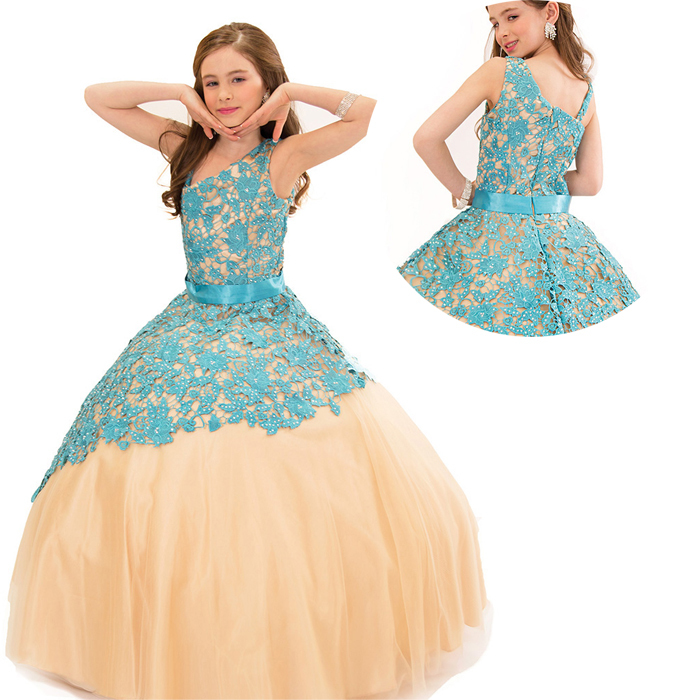 Popular Kids Pageant Gowns-Buy Cheap Kids Pageant Gowns lots from ...