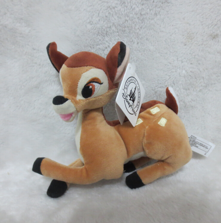 Bambi Deer Plush Stuffed Toys For Children Action Figure Plush 15cm
