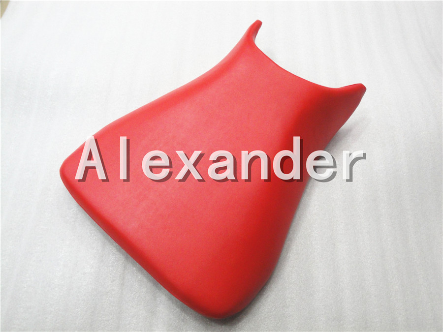 For Yamaha YZF600 R6 2003 2004 2005 Scooter Front Rider Seat Leather Foam Plastic Cover Cushion YZF 600