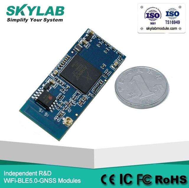 US $29 16 |Internal Pa Lna Watchdog Wikidevi Wisp Wifi Direct Web Server  3 3V Voip Cctv Camera Ar9331 Wifi Module-in GPS Receiver & Antenna from