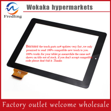 Black 9.7inch for TeXet TM-9751HD TM 9751 HD Original Capacitive Touch Screen Touch Panel Digitizer Glass
