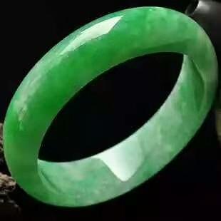 Koraba Fine Jewelry Certified (Grade A) 100% Natural Jadeite JADE Bracelet Bangle Free Shipping