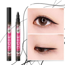 1Pcs Black Long Lasting Eye Liner Pencil Waterproof Eyeliner Liquid Long Lasting Cosmetic Beauty Makeup Liquid Eyeliner Pen