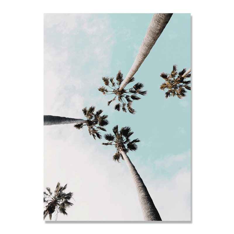 Coconut Tree Wall Picture 26