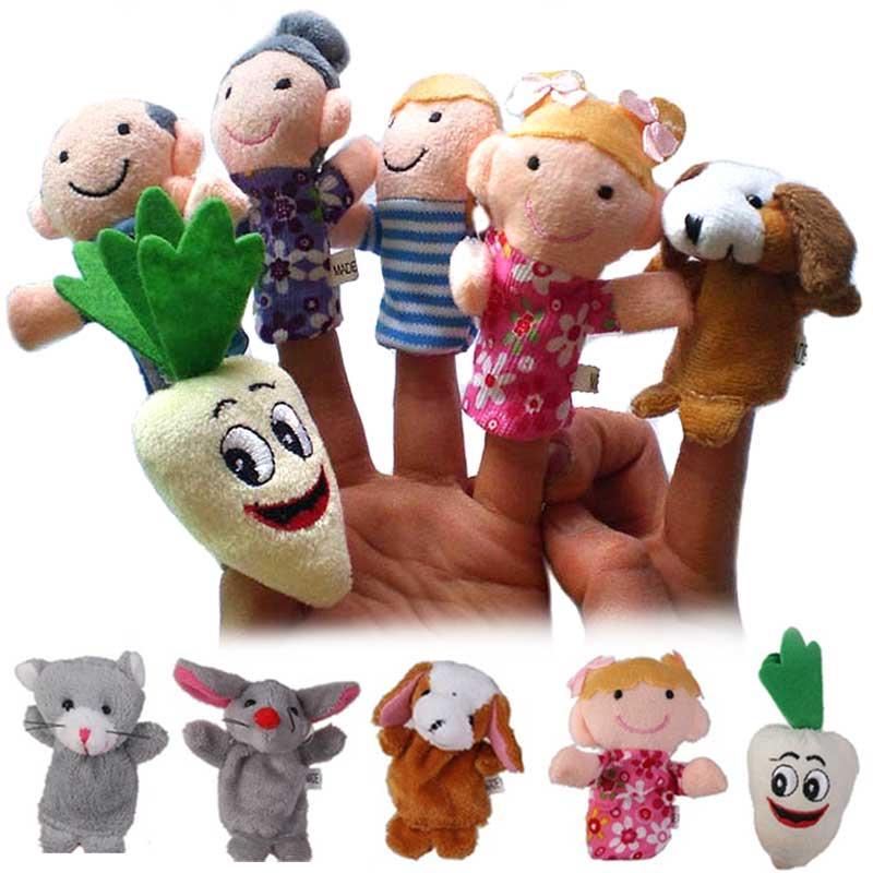 8-Pcs-set-Animals-Finger-Puppets-Toys-The-Enormous-Turnip-Story-Telling-Nursery-Fairy-Tale-Kids-Birthday-Christmas-Gift-FJ88-2