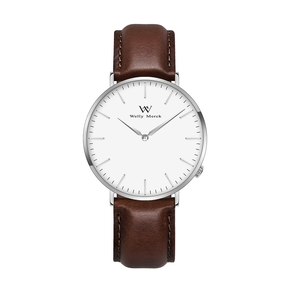 Welly Merck Watch for Women with Water Resistant Quartz Watches