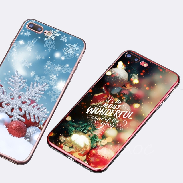 YIMAOC XXXTENTACION Lil Peep Bad Bunny Riverdale Christmas Soft TPU Silicone Case for iPhone 8 7 6 6S Plus 5 5S SE X XS Max XR