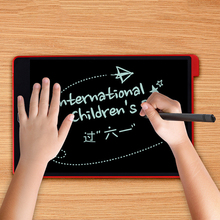 Wholesale Etmakit Hot 12 Inch Digital tablet Portable Mini LCD Writing Screen Tablet Drawing Board + Stylus Pen graphics pad for kids