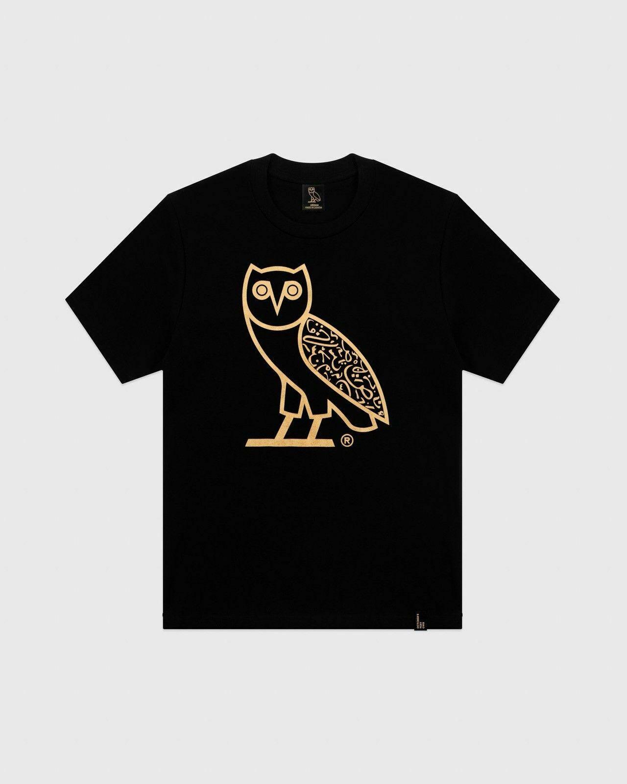 OCTOBERS VERY OWN CALLIGRAPHY   T     SHIRT   XXL 2XL BLACK, OWL, OVO, ARABIC, DRAKE 2019 New 100% Cotton   T  -  Shirts   Men