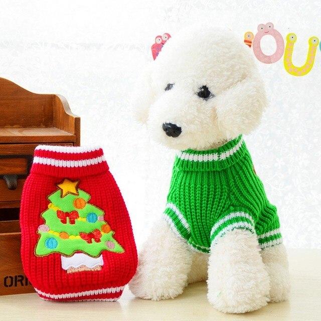 Christmas fairy dog Costumes Coats