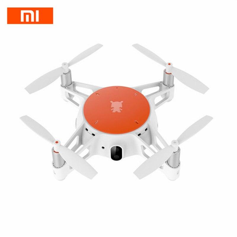 Original Xiaomi MiTu WiFi FPV With 720P HD Camera 360 Tumbling Multi-Machine Infrared Battle Mini RC Camera Drone Quadcopter BNF cheerson cx 10wd mini wifi fpv rc quadcopter bnf gold