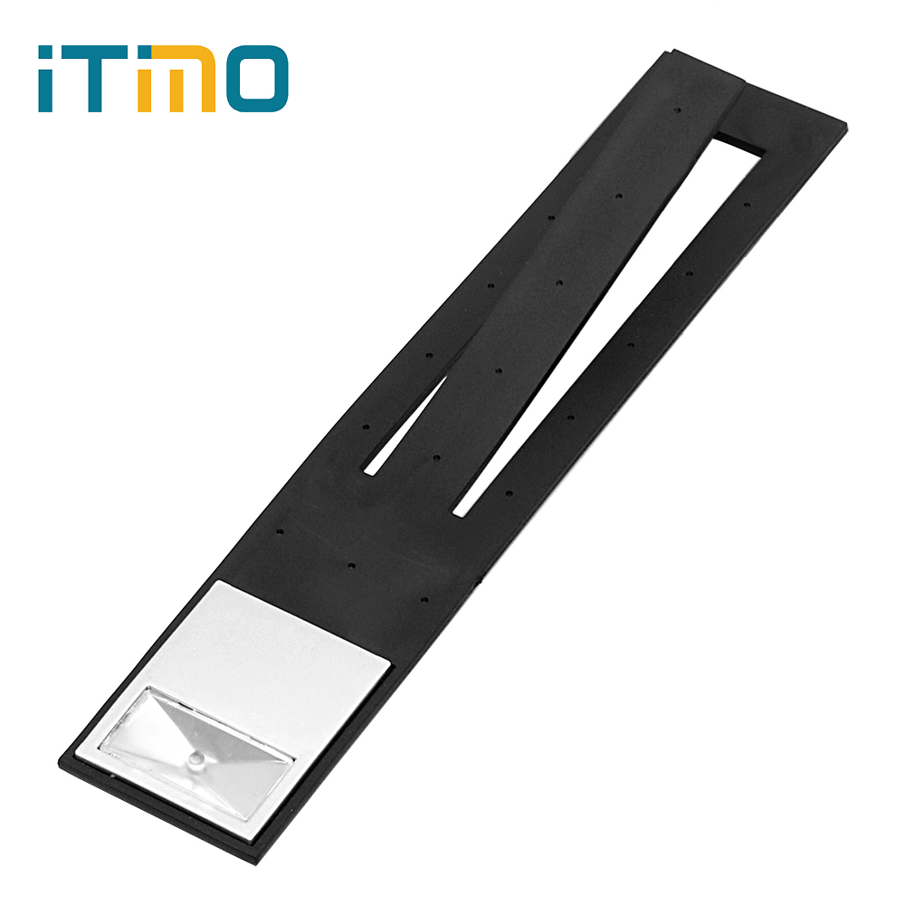 Itimo Black Led Book Lights Folding Reading Lamp Clipon Book For Reader  Kindle With