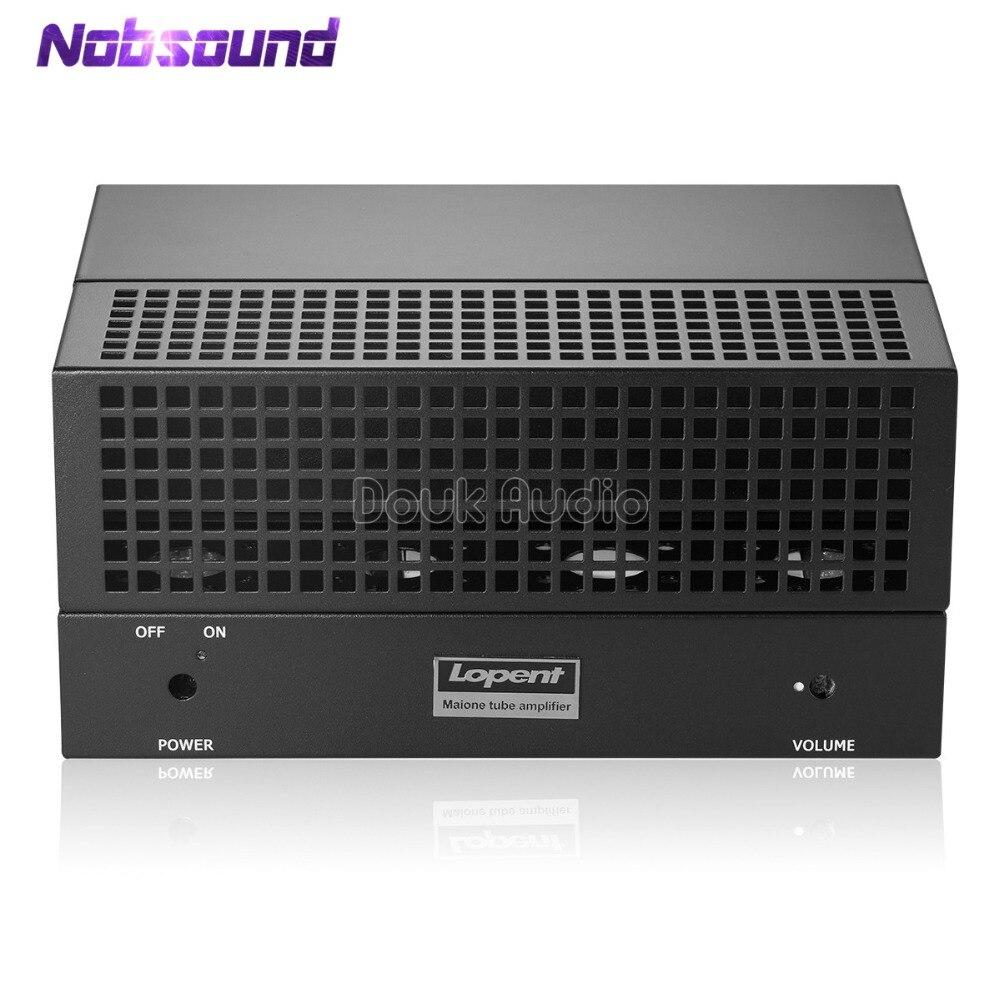 2018 Nobsound Latest 6V6 Valve Tube Amplifier Single-ended Class A HiFi Stereo Full DIY Kit for Audiophile  1Set