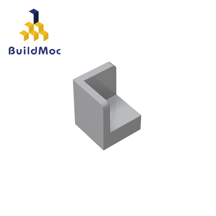 BuildMOC Compatible Assembles Particles 6231 1x1x1 For Building Blocks Parts DIY LOGO Educational Creative Gift Toys