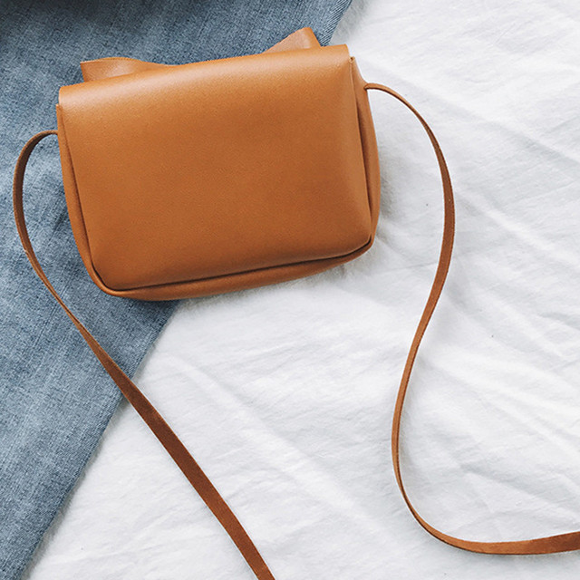 Crossbody Bags For Children Girls Fashion Cute Bowknotl Leather Handbag Shoulder Bag Mini Crossbody Bag For Fandkerchief