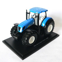 Tracteur 1 43 Hobbie Tractor New Holland T7070 2009 Agricultural Machinery Diecast Toys Models