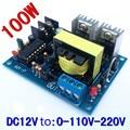 TL494 100W 12V To 0-110-220V Micro Inverter 12V TO Dual 110V Step-up Circuit Board