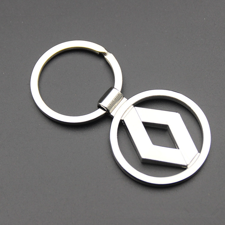 Car styling 3D Matel car keyrings for audi Lexus Renault Opel vw toyota kia ford mazda car keychain car accessories image