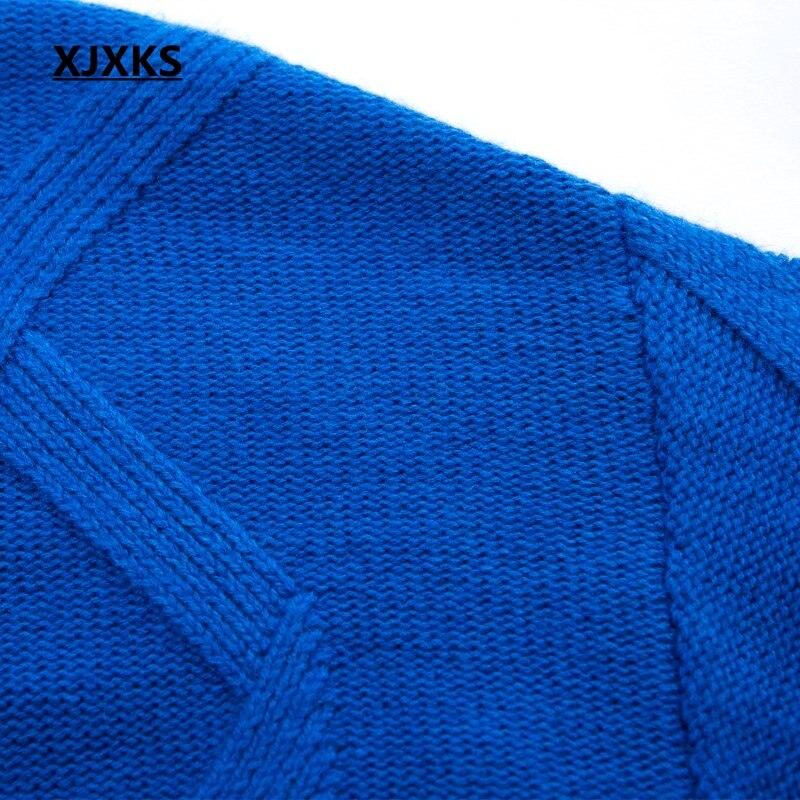 De Femmes Roupas Blue Solide Hiver Pull Et light Xjxks Automne Tricoté Nouveau Feminina Blue Lâche Dark rose bourgogne Cachemire jaune Laine Casual Jeune 2018 Chandail HEqqaIw