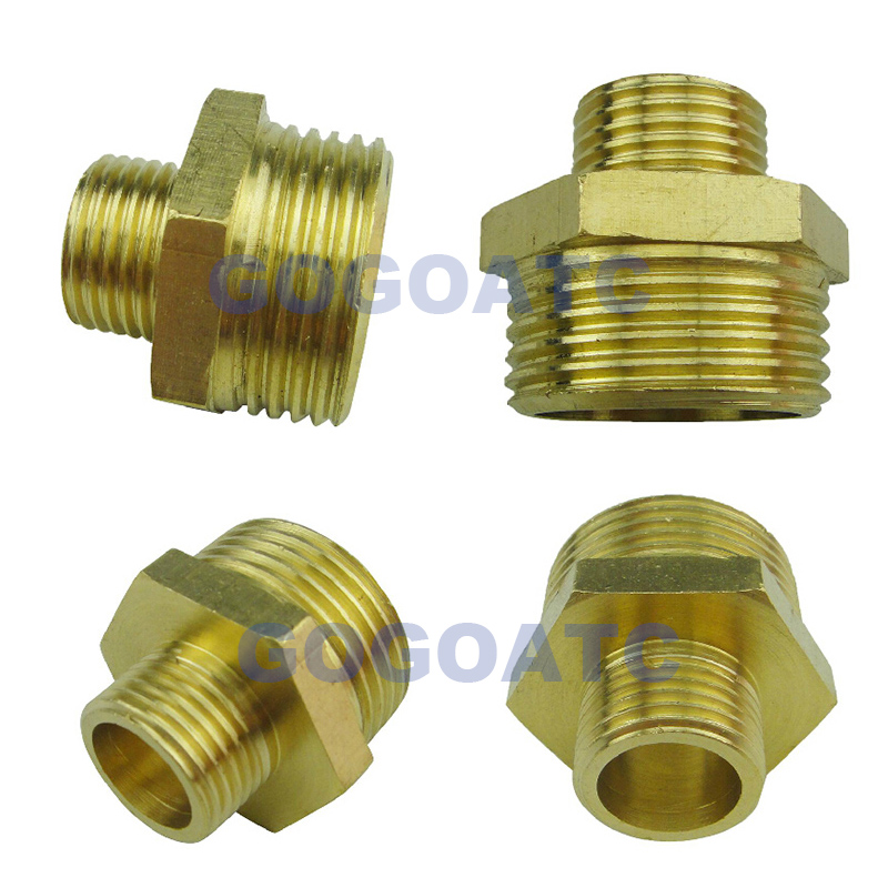 1-2 to 1 inch male brass fitting 1-1