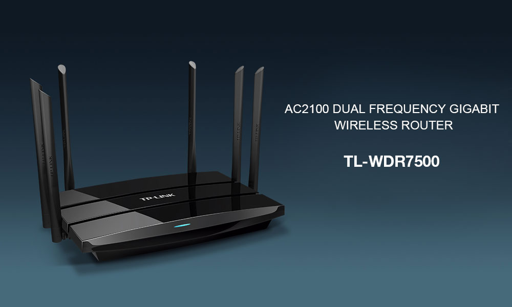 US $98 62 |TP LINK TL WDR7500 Wireless Wifi Router V6 0 Archer C7 Gigabit  2033Mbps 11AC Dual Band TP Link WDR7500 Roteador USB support-in Wireless