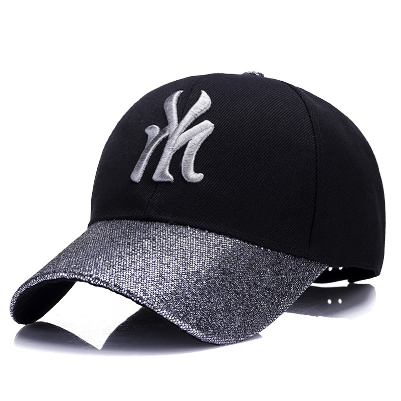 KUYOMENS Cotton Embroidery Letter Baseball Cap Men Snapback Cap Hat Women Sports Baseball Caps Bone Outdoor Hat gorras Custom xthree fashion wool baseball cap snapback hat letter embroidery casquette cap fall winter hat for men women cap wholesale
