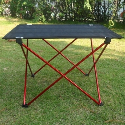 2014 NEW Ultra-light Aluminium Alloy Portable Foldable Folding Table Desk for Camping Outdoor picnic table