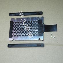 Бесплатная доставка для Lenovo X220 X230 t420s t430s T430 T430 T530 L430 l530 W530 7 мм жёсткий диск стойки Кронштейн + в полоску