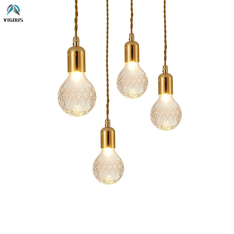 1 Light European Lustre Gold Plated Pendant Light Fabric Cable Hanging Lamp Bar Droplight Carved Glass Shades Indoor Lighting худи print bar 50 shades