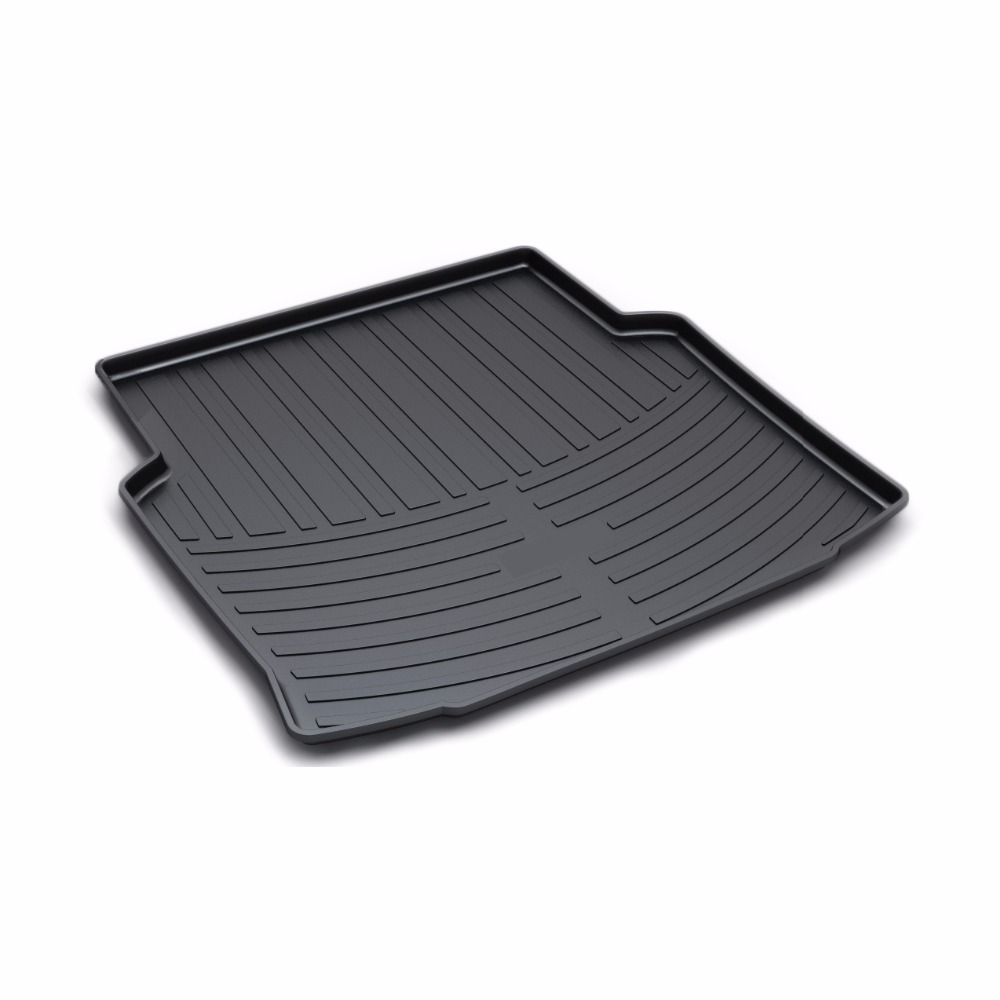 Automobiles & Motorcycles Fit For Mercedes Benz Cls W218 2009-2018 Rubber Car Heavy Duty Universal Waterproof Boot Liner Rear Car Back Seat Protector Mats