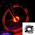 Leadbike New Bicycle Cycling Hubs Light Bike Front/Tail Light Led Spoke Wheel Warning Light Waterproof Bike Accessories