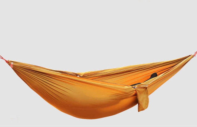 outdoor hammock travel camping parachute cloth hanging bed portable hang garden camel color freeshipping h1238y1 outdoor hammock travel camping parachute cloth hanging bed      rh   aliexpress