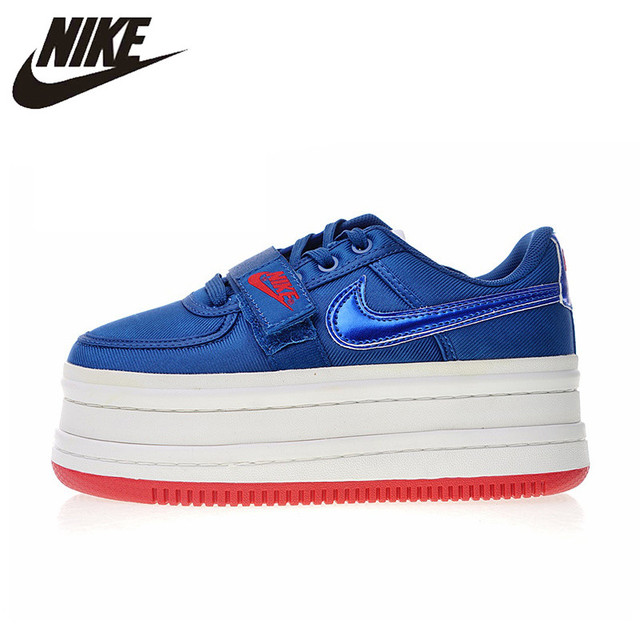 Original Authentic Nike WMNS Vandal 2K Women's Skateboarding Shoes Outdoor Sneakers Designer Athletic Footwear 2018 New Arrival