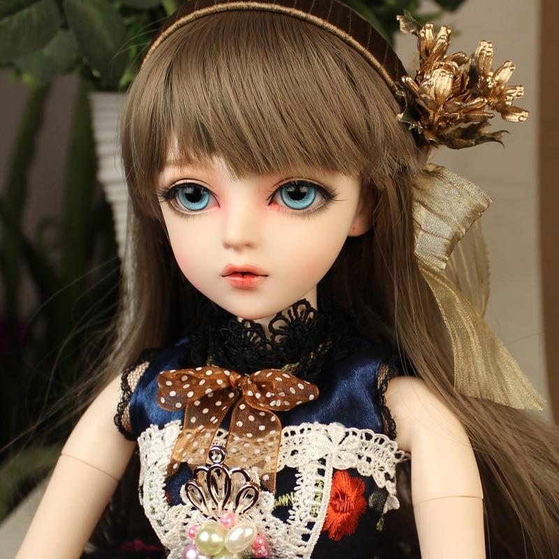 bjd 1 3 bola articulada boneca presentes para a menina pintados a mao maquiagem fullset lolita