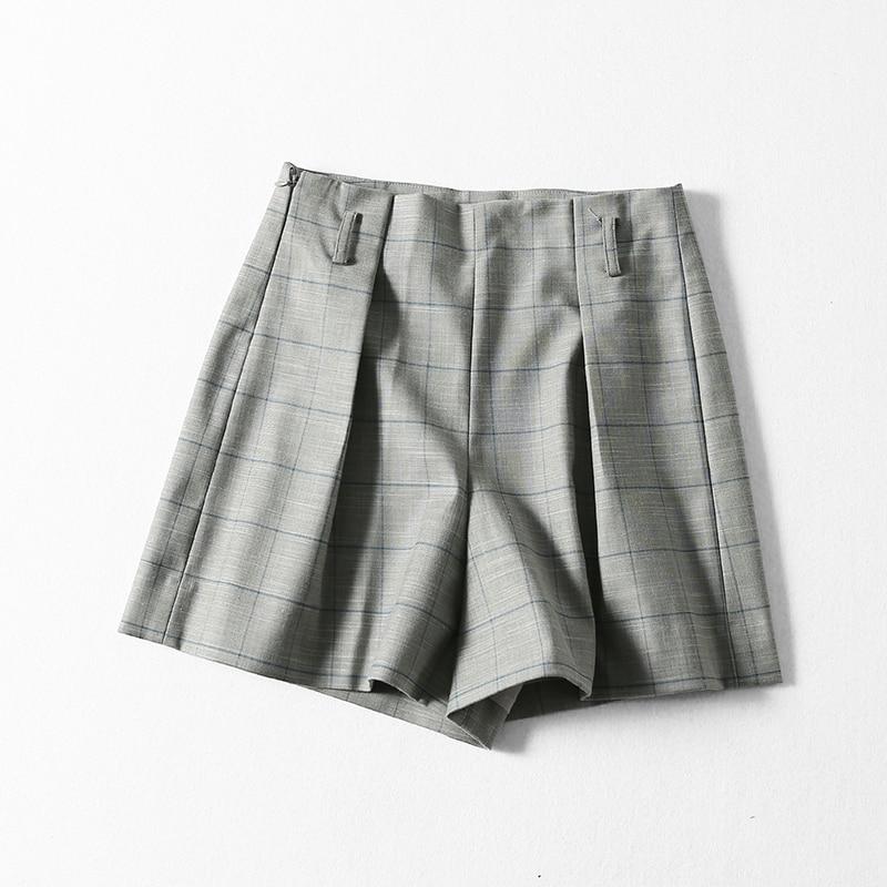 7c3cdcc9891 Envío Mujer ¡diseño Dama Pantalones Hmr19041mar3 Llegada De La 2019 Oficina  Cortos Primavera Nueva Gratis vvqFP