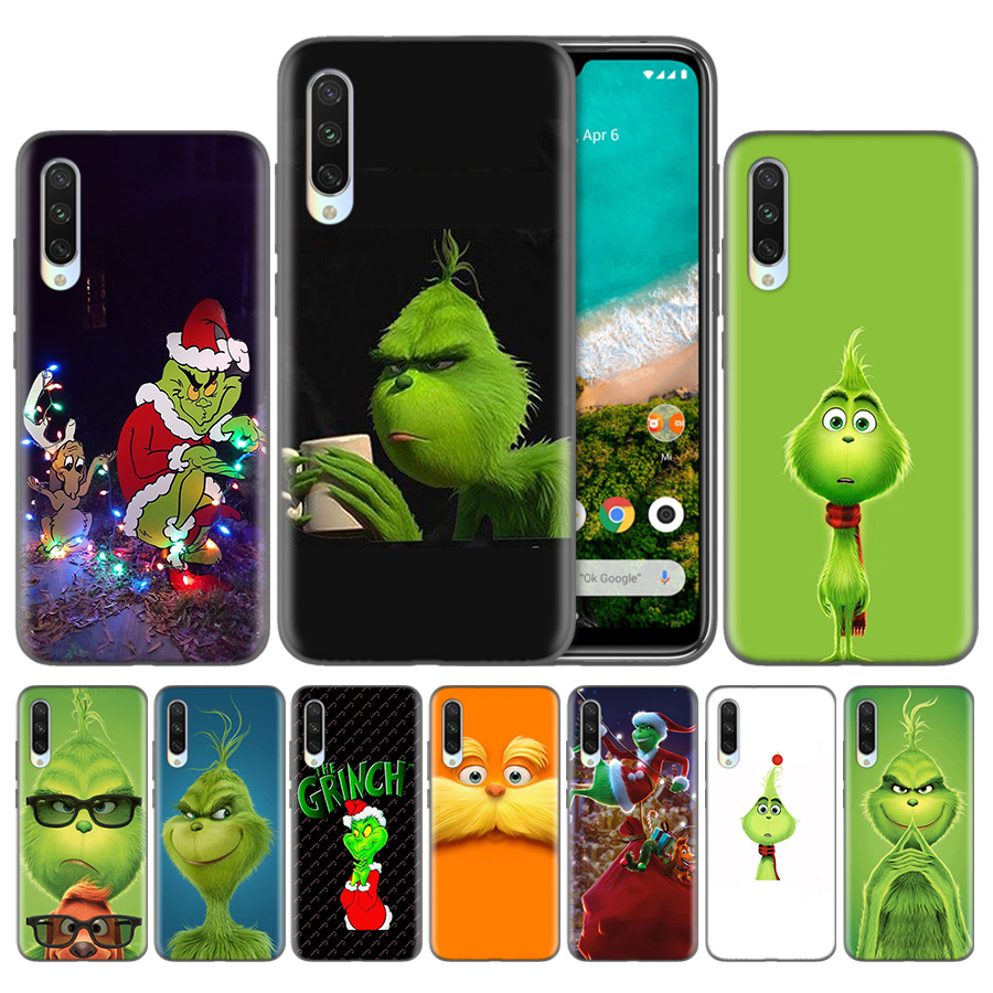 Protector Fundas Capas Cover Case For <font><b>Xiaomi</b></font> Redmi Note 7 6 6A 7S 7A Y2 Y3 K20 4 4X S2 5 Pro Plus the grinch <font><b>Amazing</b></font> landscape image