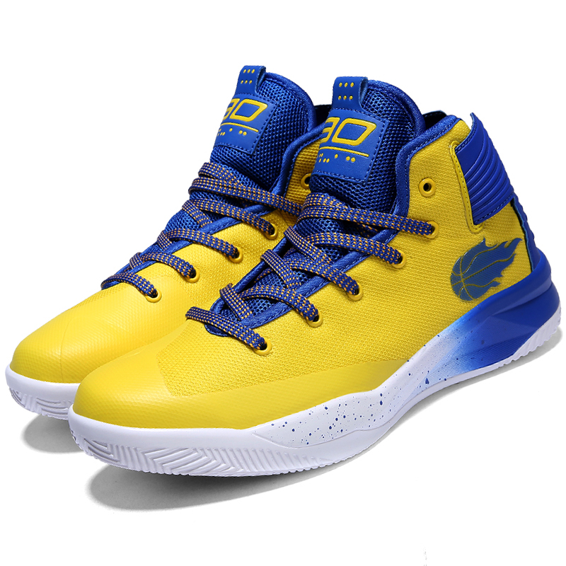 27448efc9a69 Big Size 36-45 Men Sport Basketball Shoes Air Mesh Breathable Cushion  Sneakers Women Athletic