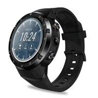 In Stock Zeblaze THOR 4 Plus Men Watch Wifi Smartwatch 5.0 MP Camera 4G LTE 1G+16G WIFI GPS/GLONASS Android 7.1 Watch Phone