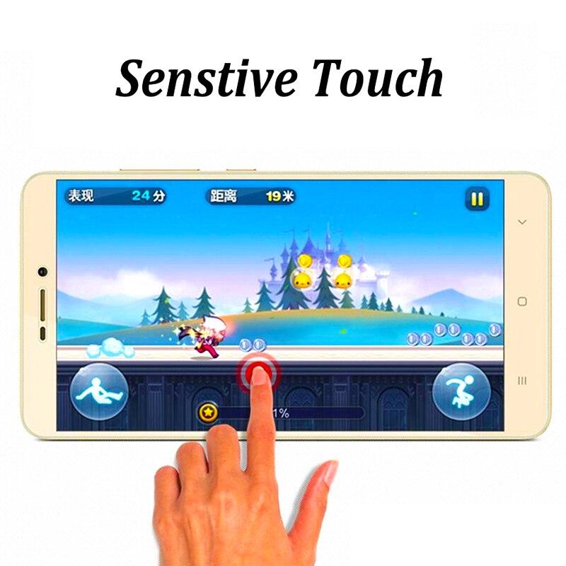 Vollständige Abdeckung aus gehärtetem Glas für Xiaomi Redmi Note 3 - Handy-Zubehör und Ersatzteile - Foto 4