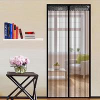 Magnetic Insect Door Screen Moustiquaire Fenetre Net Screen Bug Anti Mosquito Mesh Portiere Door 2017 Fashion