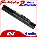 JIGU для ASUS батареи Ноутбука X54H P53S X53S X54HB Pro4K X53Z K54LY X84C K53J X54F СЕРИИ Pro4N X44EB815HR-SL Pro4M X43E K54L