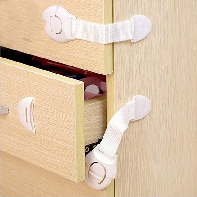 Aliexpress Buy 10pcs Baby Safety Lock Security Locks Cabinet
